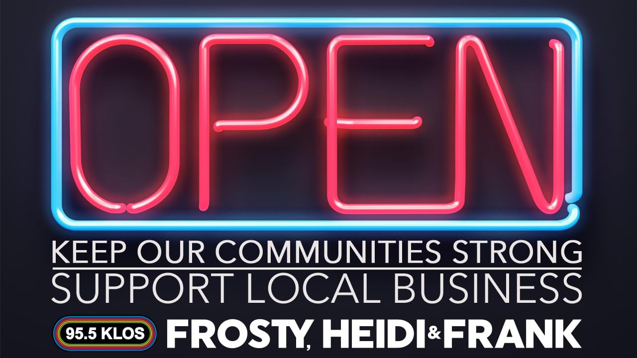 OPEN FOR BUSINESS: Support Local Shops