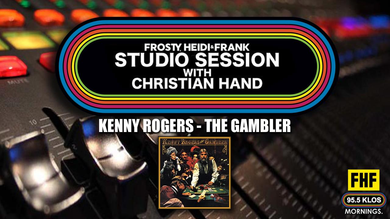 "Christian Hand Breaks Down Kenny Rogers' ""The Gambler"""