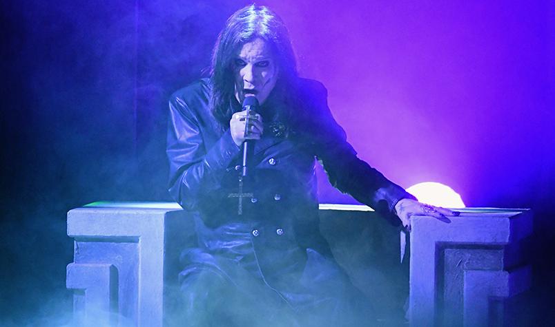 Ozzy Osbourne Forced to Cancel Trip for Parkinson's Treatment