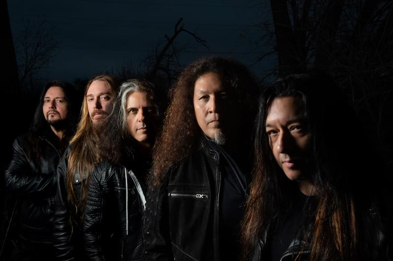 Chuck Billy of Testament guests on Whiplash Monday & Tuesday night