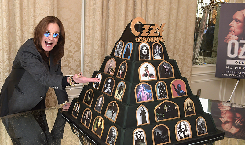 Ozzy to Donate portion or Merch profits to Michael J Fox Foundation