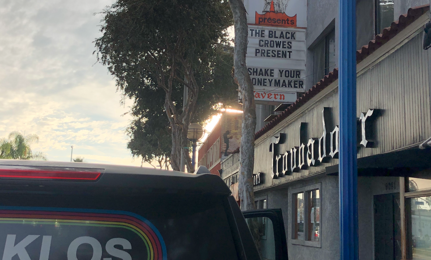 Troubadour Starts GoFundMe to Help Support Hourly Workers