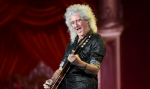 Brian May Hospitalized After Tearing Gluteus Maximus