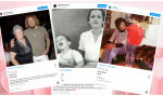 Rockers Share Photos of Themselves with Their Mother's on Mother's Day
