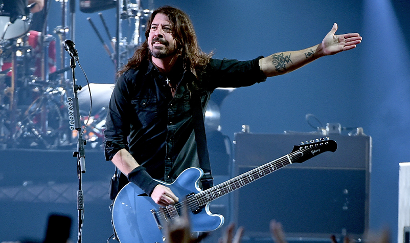 "Dave Grohl: ""We do have this arsenal of material ready"""