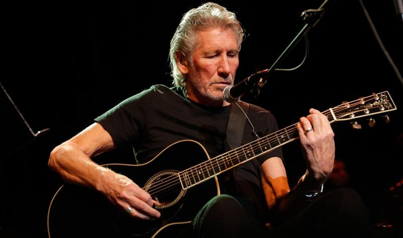 "Roger Waters Performs #SaferAtHome Version of Pink Floyd's ""Mother"""