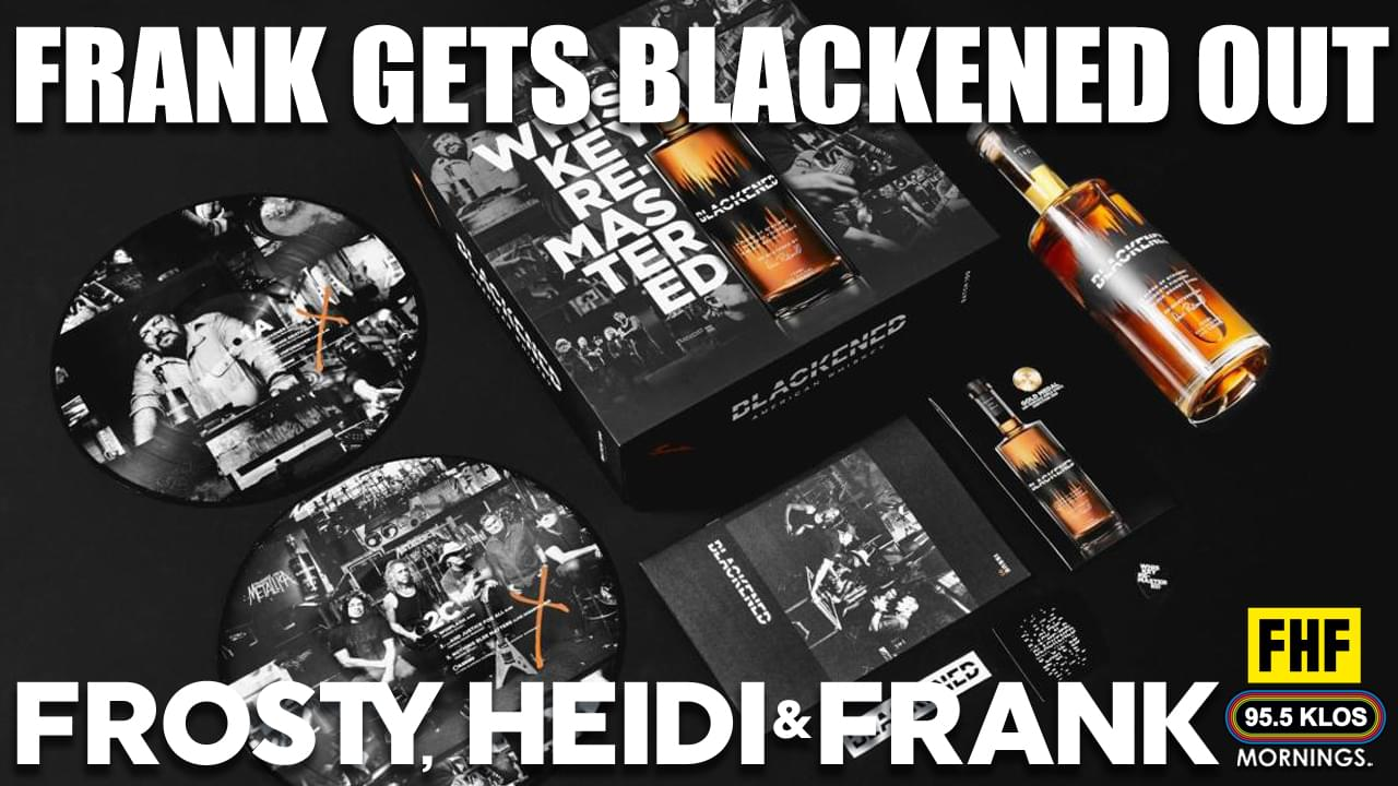 Frank Gets Blackened Out