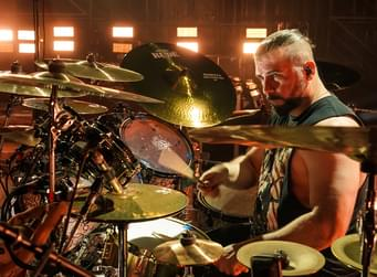System of a Down drummer John Dolmayan guests on Whiplash this week!