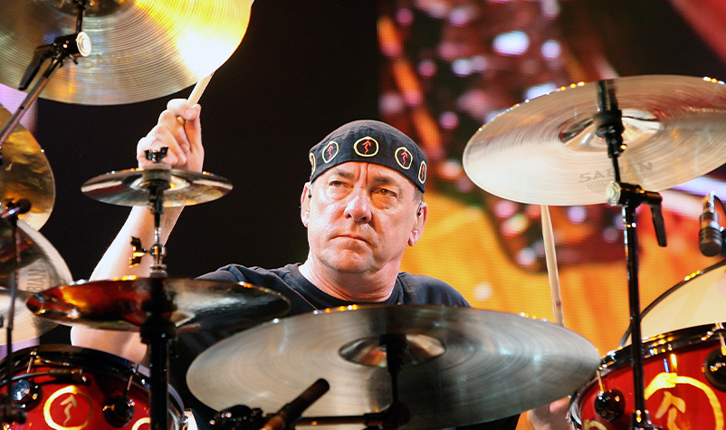 Rush's Neil Peart to Have Pavilion Named After Him