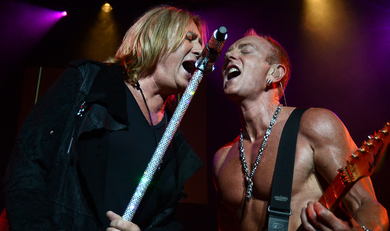 "Joe Elliott Says New Album is a ""possibility"""