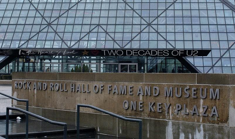 "The ""Rock And Roll Hall Of Fame"" Reopening Next Week"