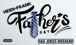 DAD JOKES WEEKEND