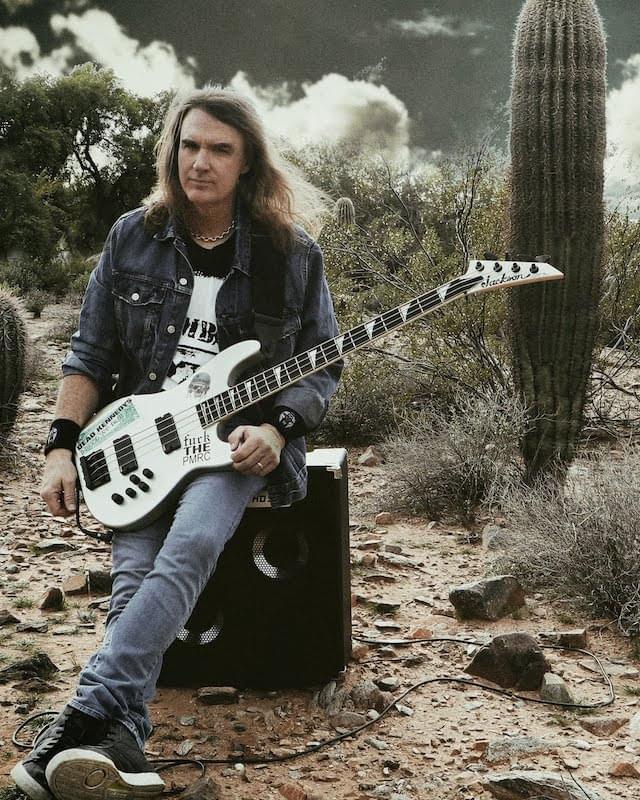 David Ellefson of Megadeth on Whiplash!