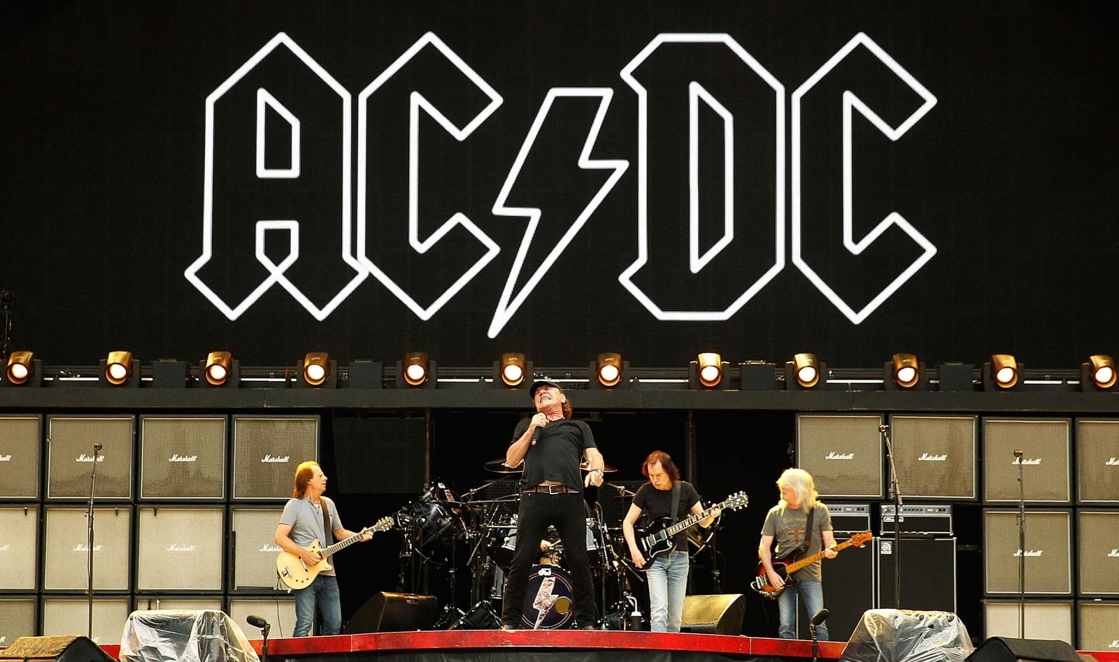"AC/DC to Celebrate 40th Anniversary of ""Back In Black"" Release"