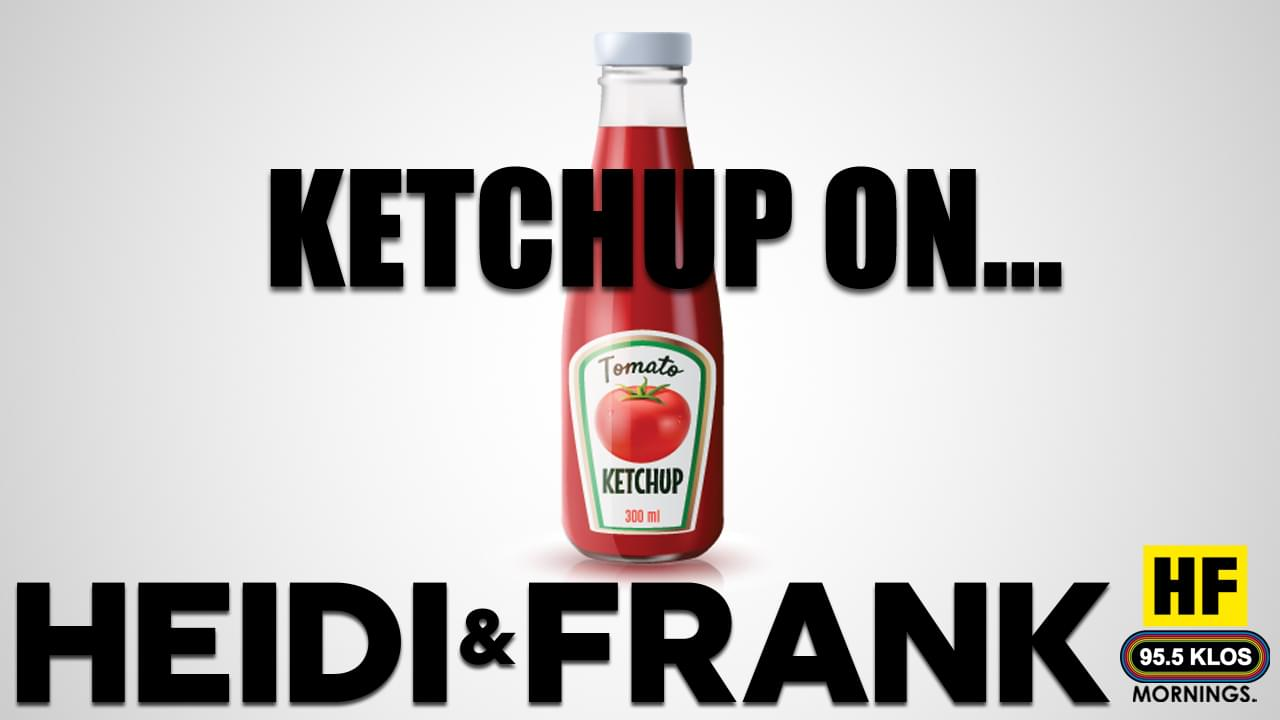 The Weirdest Things To Put Ketchup On