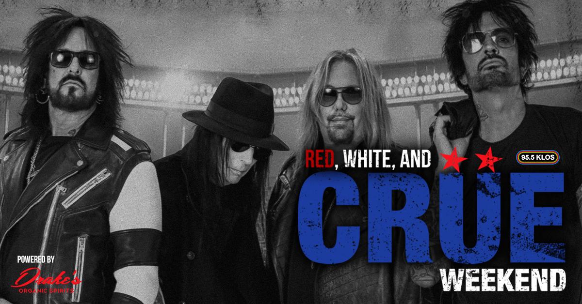RED, WHITE & CRUE WEEKEND