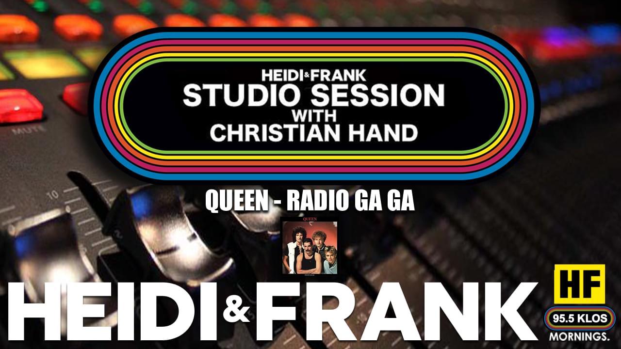 HF Studio Session With Christian James Hand 6/29/20