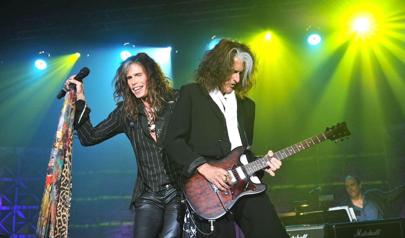 Aerosmith Announces New Date for 50-Anniversary Concert
