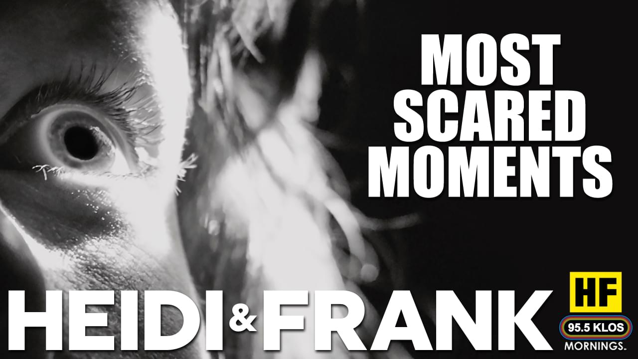 Most Scared Moments