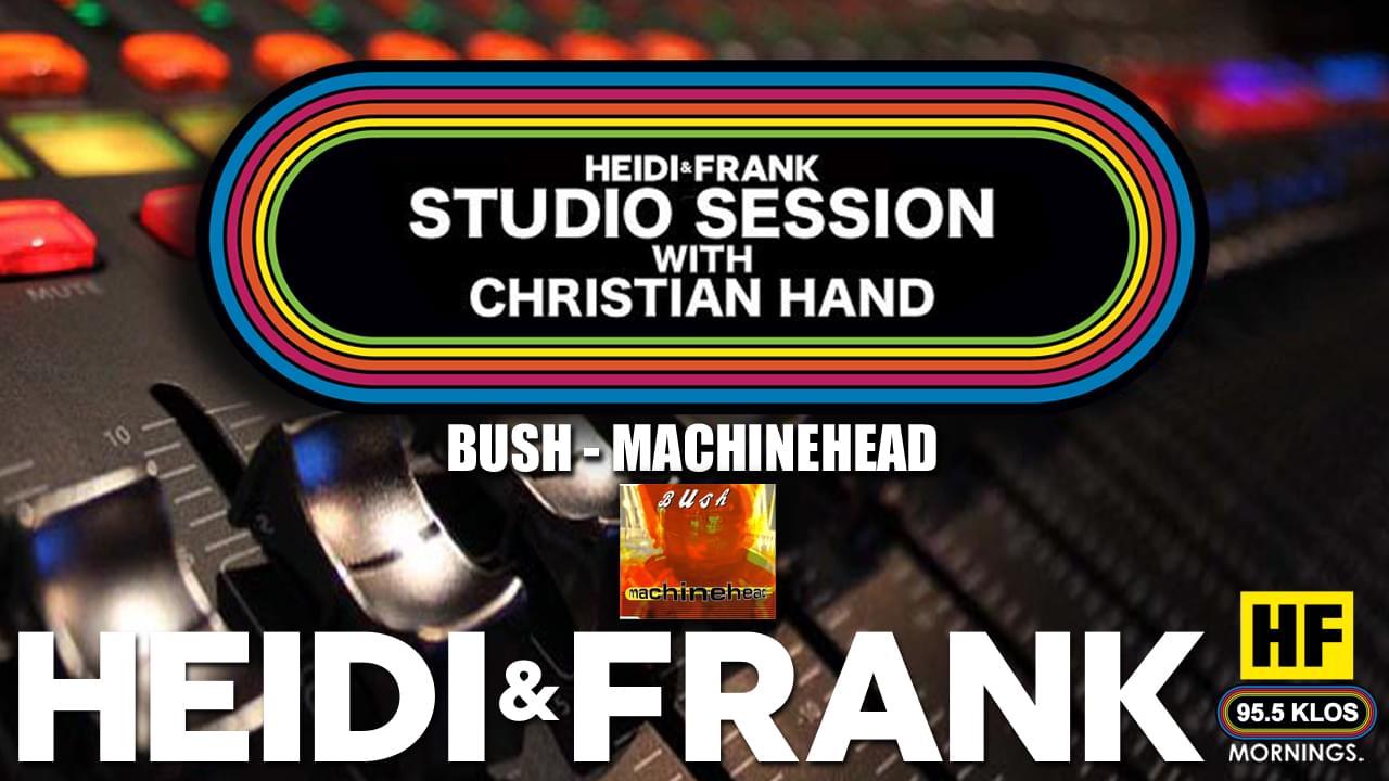 HF Studio Session With Christian James Hand 7/27/20