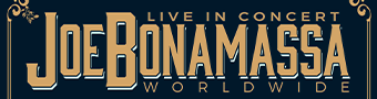 Joe Bonamassa Live In Concert Worldwide Livestream