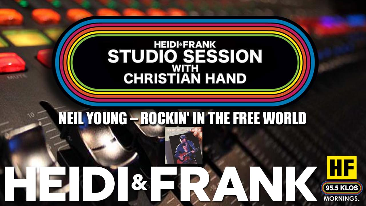 HF Studio Session With Christian James Hand 8/3/20