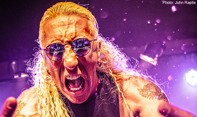 Dee Snider Checks-In With Marci Wiser