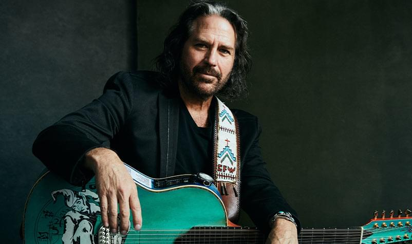 Kip Winger Checks-In with Marci Wiser