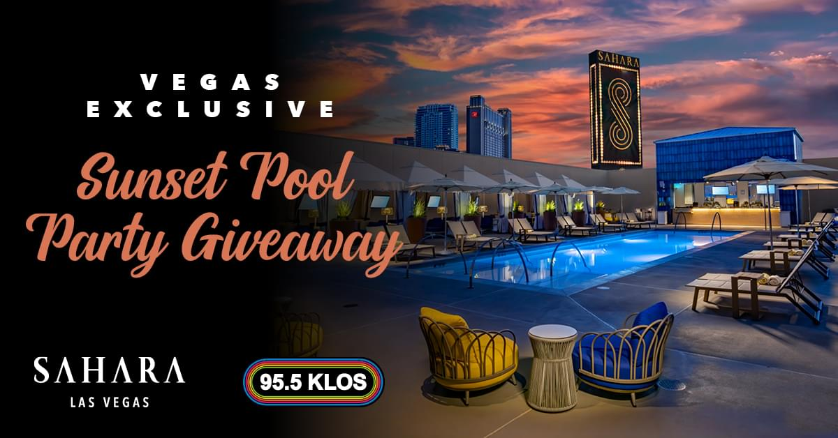 Win your Way in To KLOS Exclusive Sunset Pool Party Weekend!