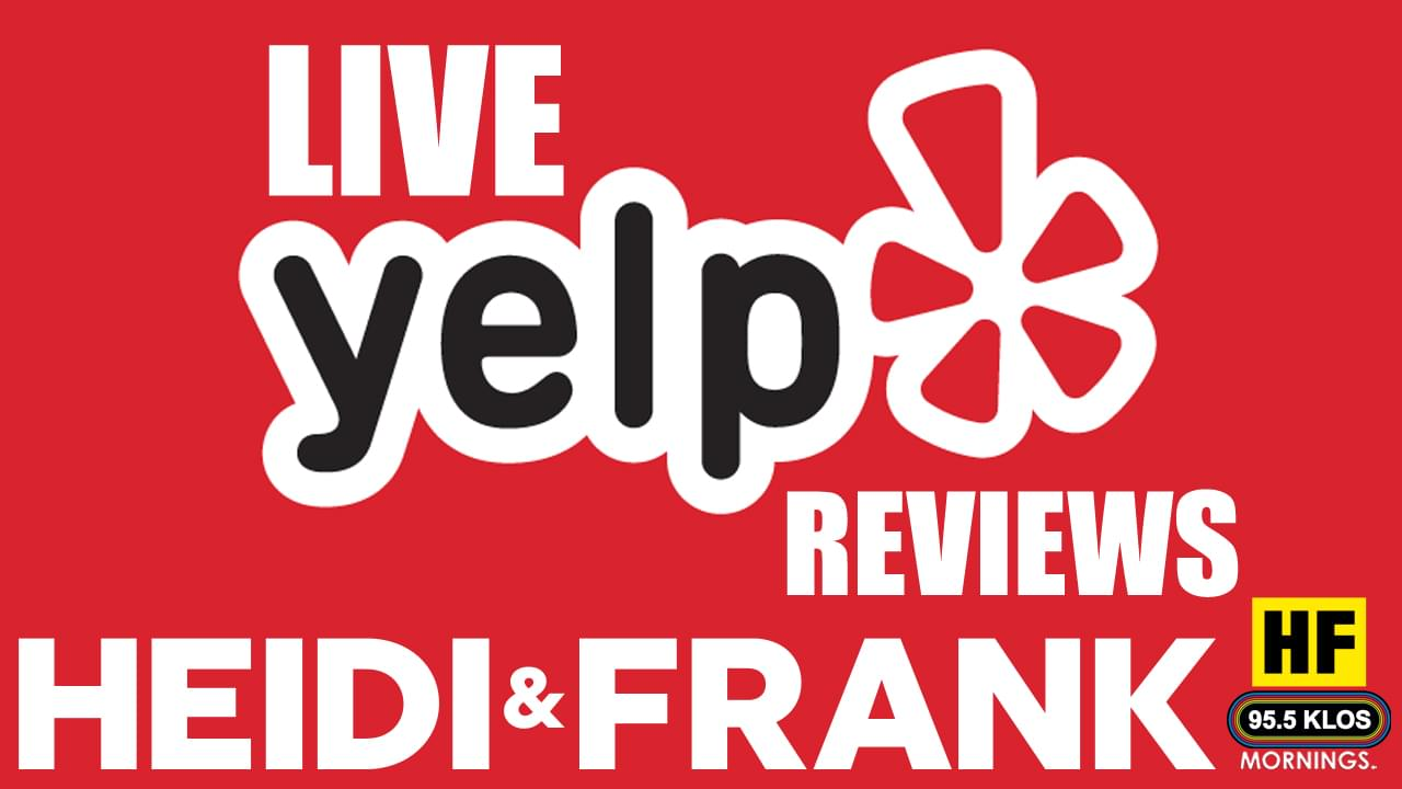 Heidi and Frank Read Their Yelp Reviews