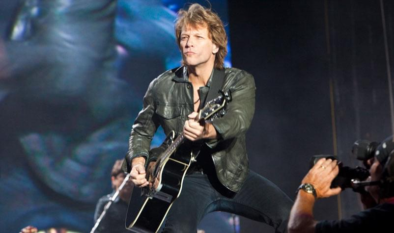 "Bon Jovi Releases Music Video for Upcoming ""2020"" Album"