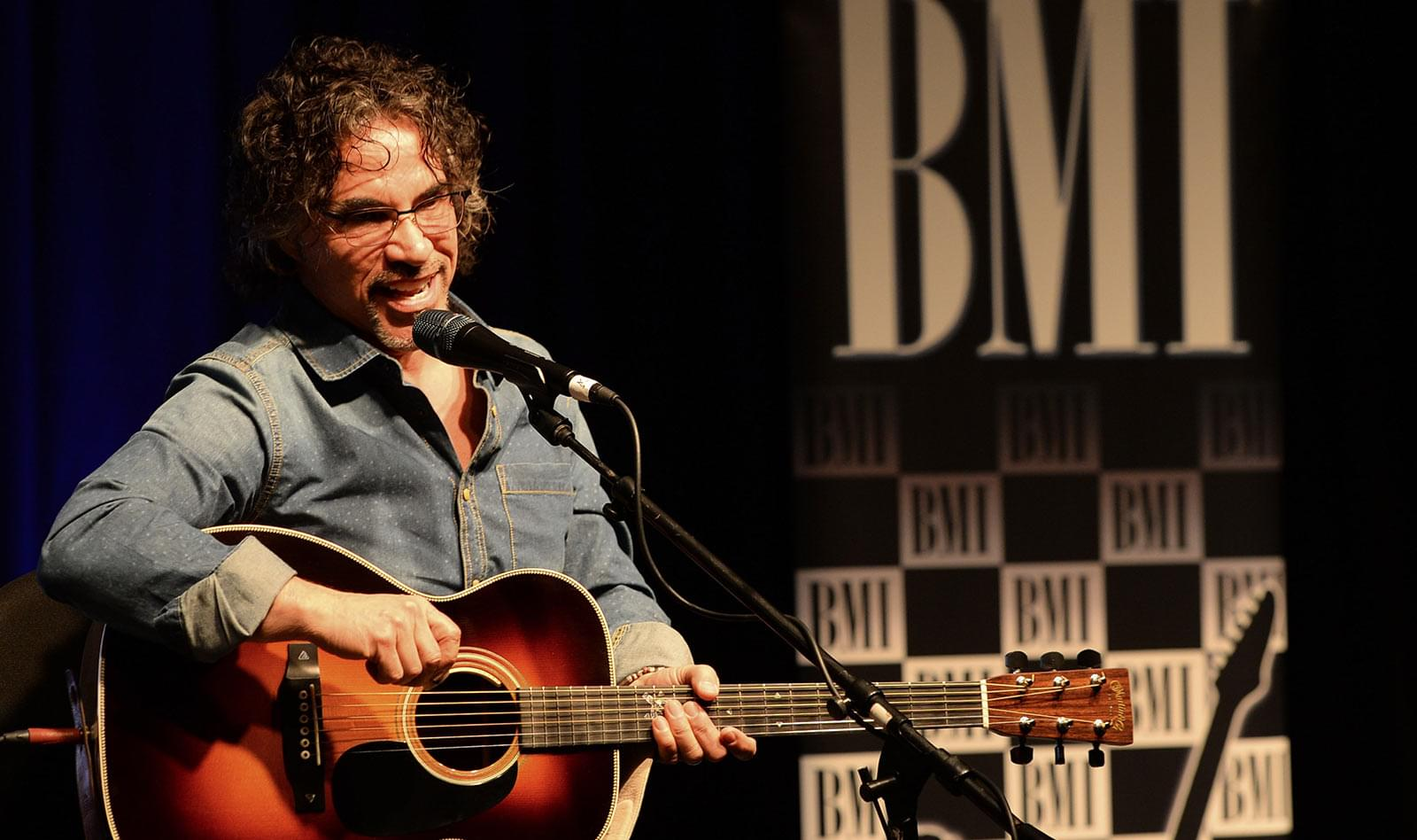John Oates Checks-In with Marci Wiser