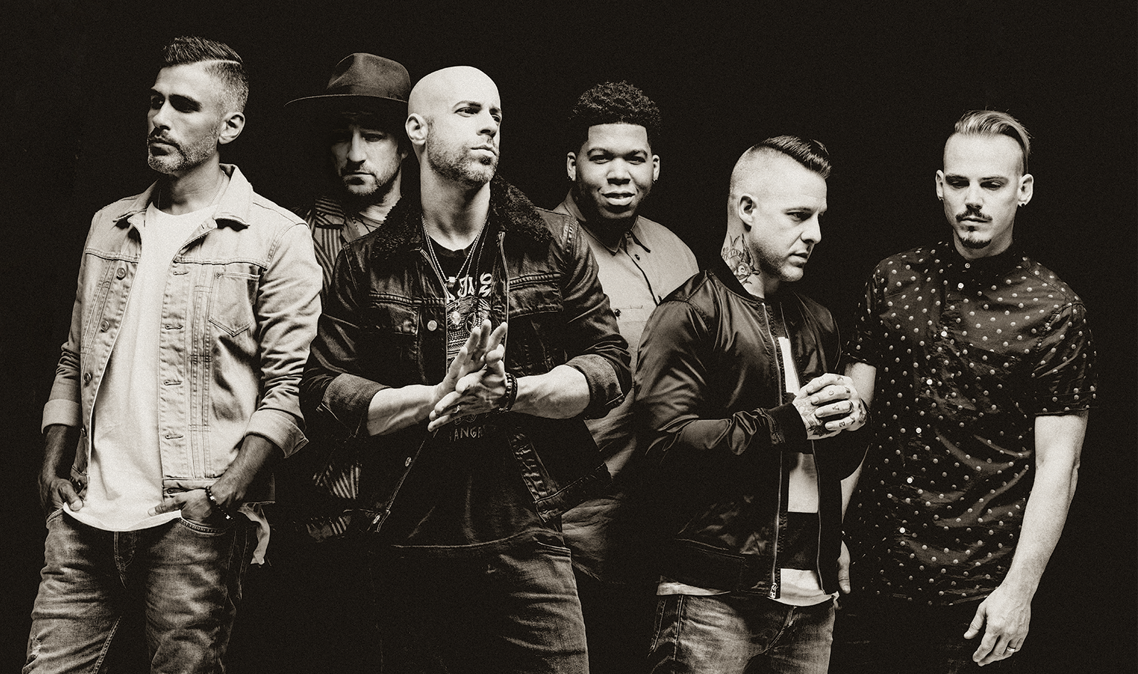 Chris Daughtry Checks-In with Marci Wiser