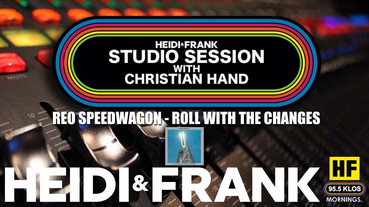 HF Studio Session With Christian James Hand 9/14/20