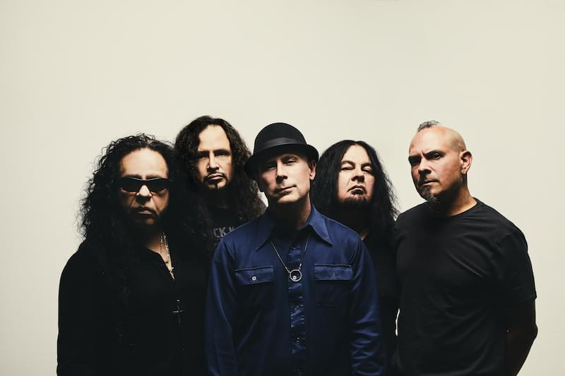 John Bush of Armored Saint guests on the show next week!