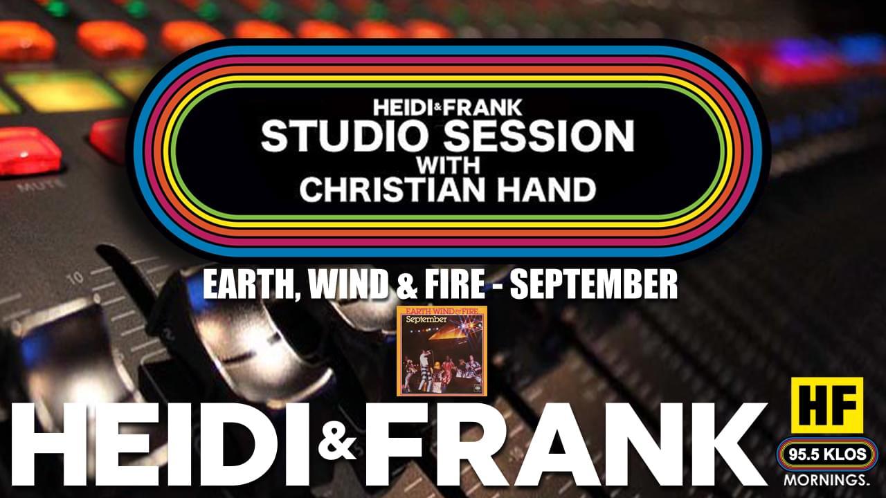 HF Studio Session With Christian James Hand 9/28/20
