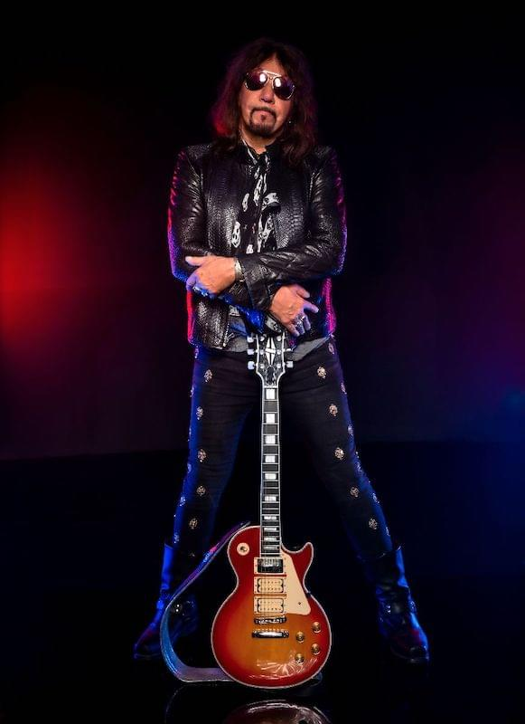Ace Frehley guests on the show!