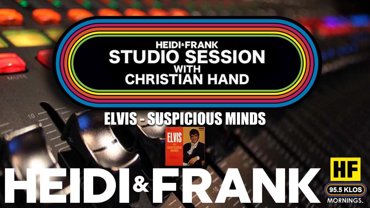 HF Studio Session With Christian James Hand 10/12/20