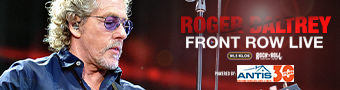 Front Row Live Q&A with Roger Daltrey of The Who