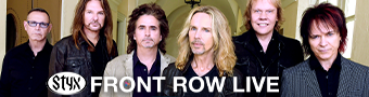Front Row Live Q&A event with STYX