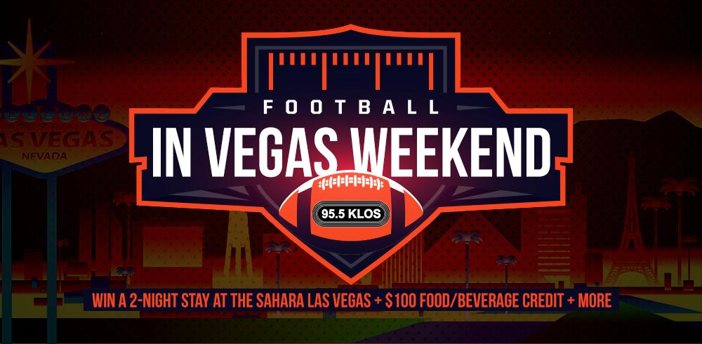 Football in Vegas Weekend