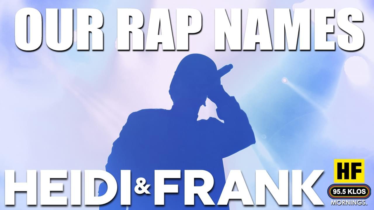 Our Rap Names