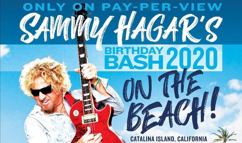 """Sammy Hagar on the Death of Eddie Van Halen: """"hard to accept"""""""