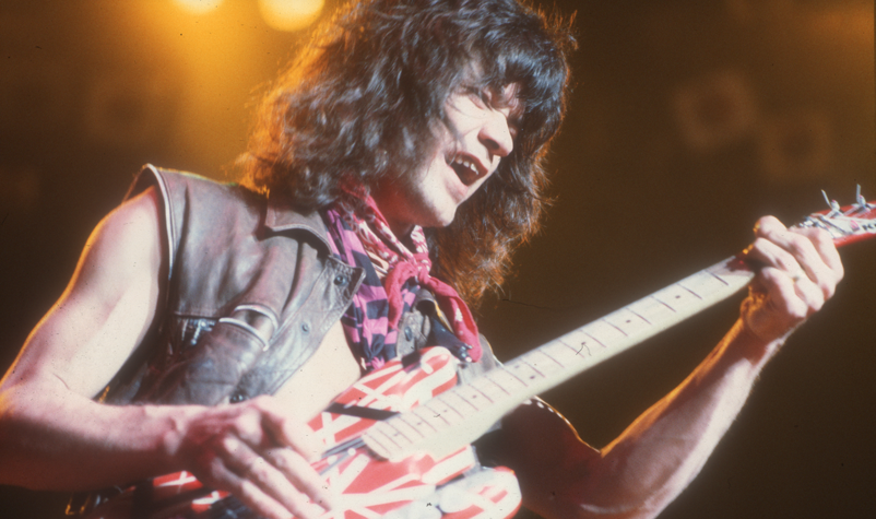 Two Iconic EVH Guitars Set for Auction