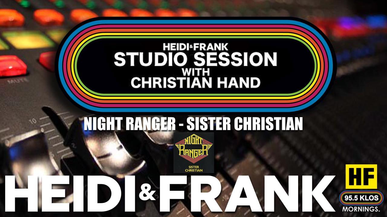 HF Studio Session With Christian James Hand 10/19/20