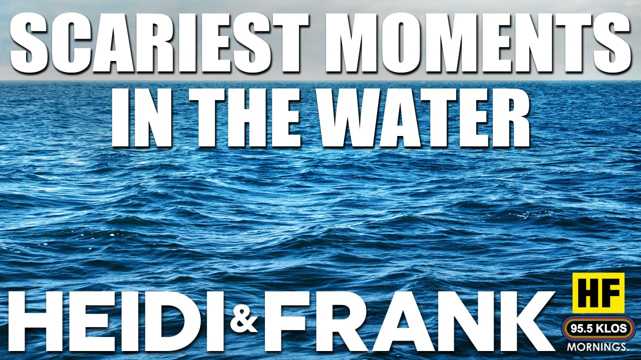Scariest Moments In The Water