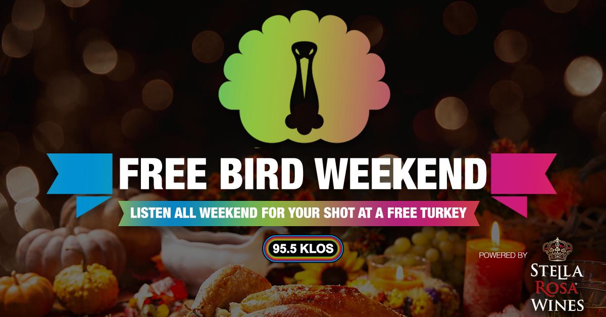 KLOS Free Bird Weekend