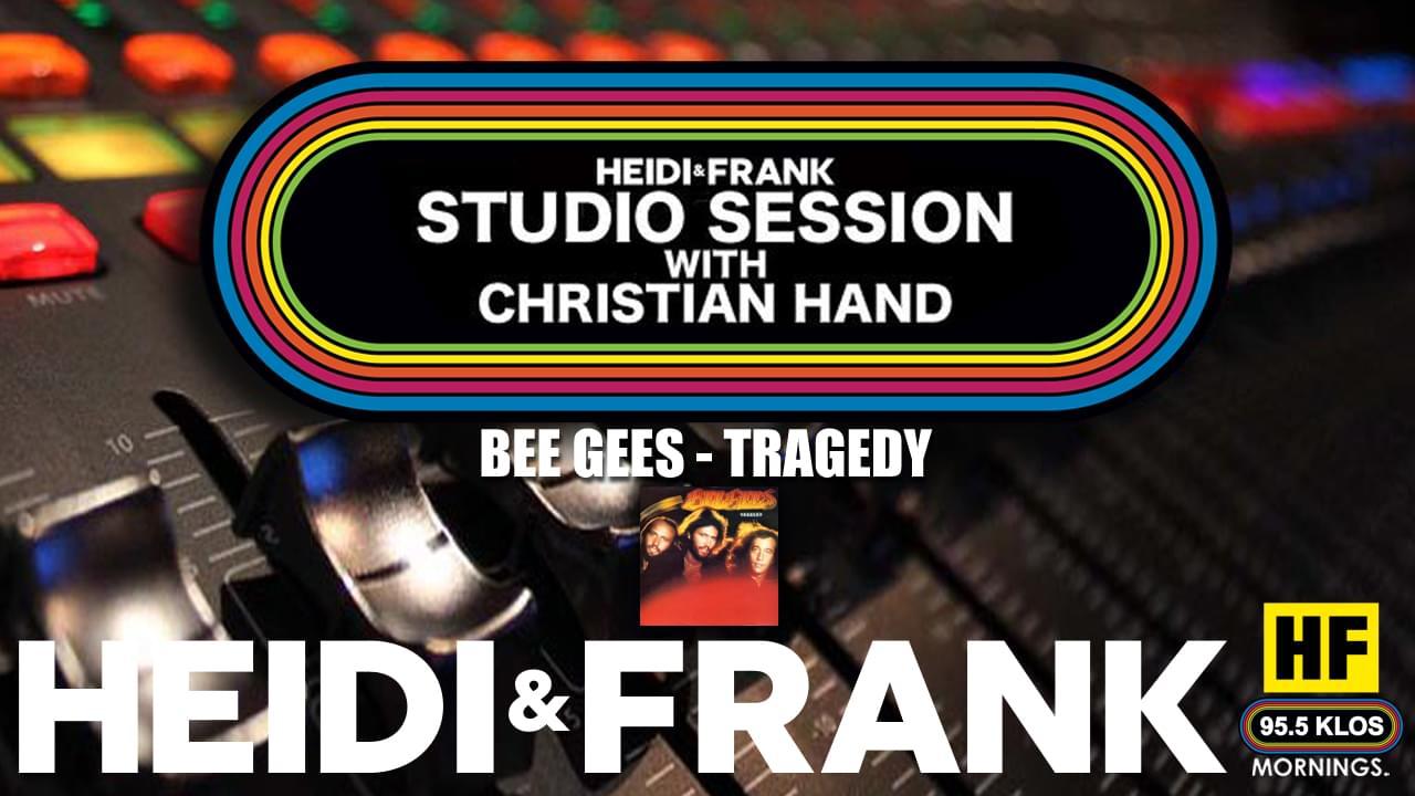 HF Studio Session With Christian James Hand 12/07/20