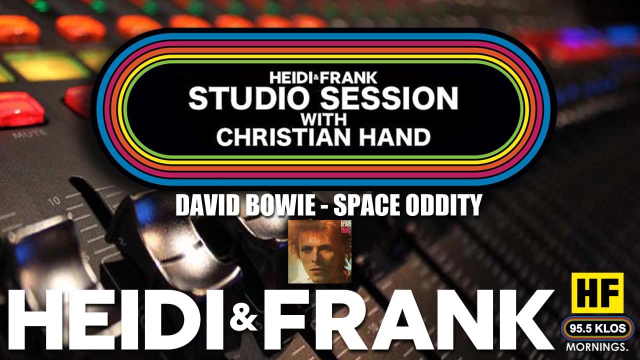 HF Studio Session With Christian James Hand 01/11/21