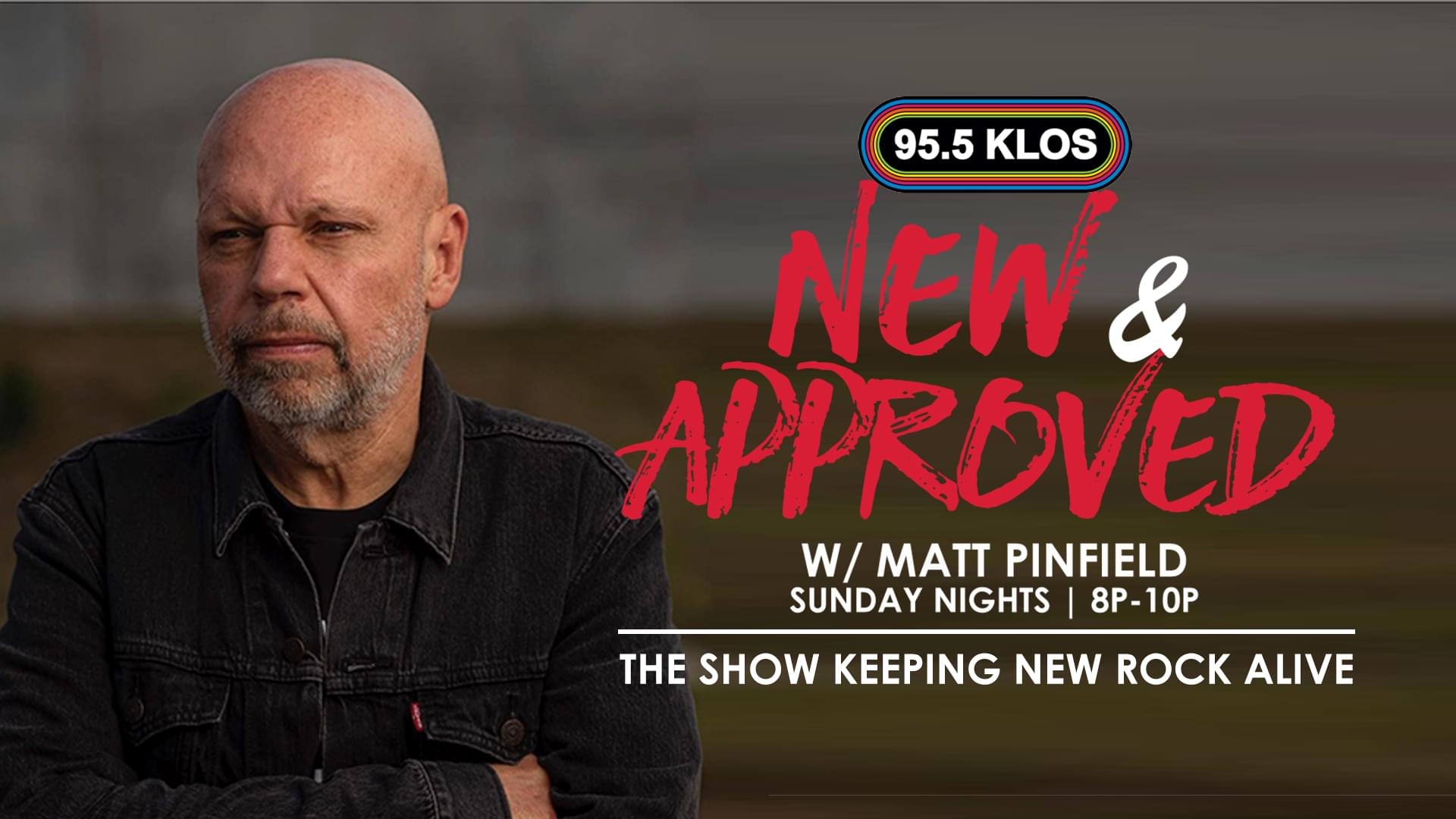 Rock Influencer Matt Pinfield Joins 95.5 KLOS Los Angeles
